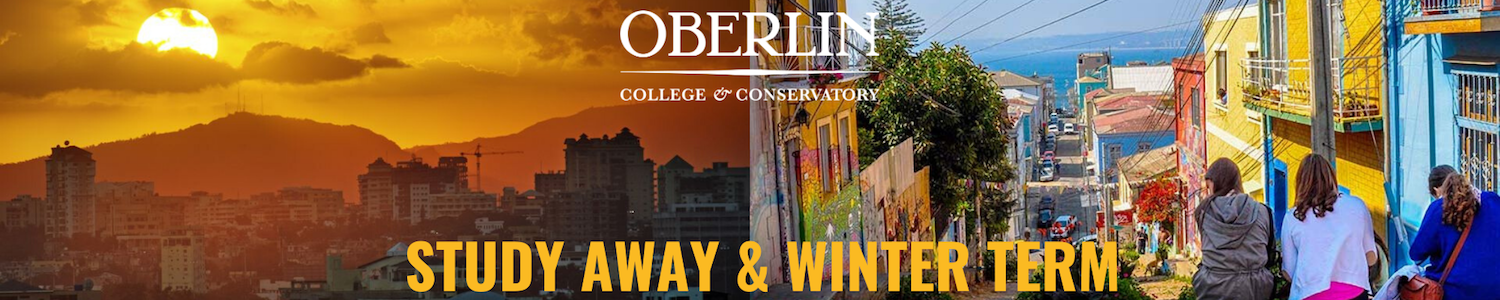 Office of Winter Term & Study Away - Oberlin College